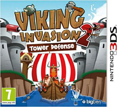 Viking Invasion 2 - Tower Defense - Nintendo 3DS