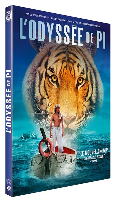 life of pi [MULTI]  DVD9