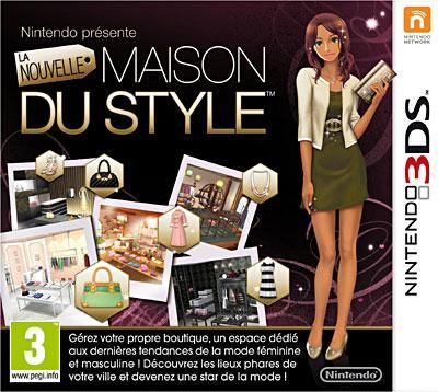 La Nouvelle Maison du Style - Nintendo 3DS