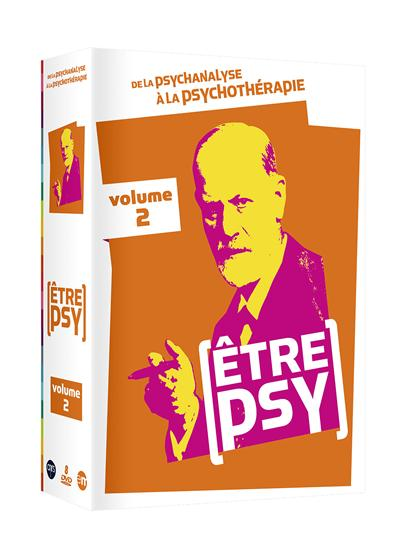 Etre psy - Volume 2 : De la psychanalyse à la psychotérapie - Coffret 6 DVD