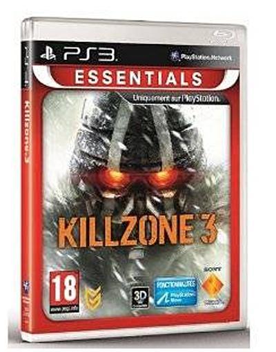 Killzone 3 - Gamme Essentials - PlayStation 3