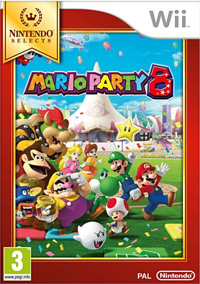 Mario Party 8 - Gamme Selects - Nintendo Wii