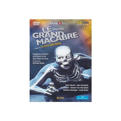 Grand macabre - Gran teatre del liceu Barcelone 2011