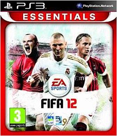 FIFA 12 - Gamme Essentiels - PlayStation 3