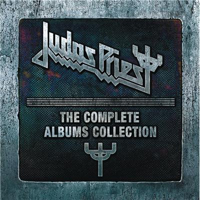 The complete albums collection - Edition limitée