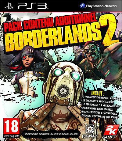 Borderlands 2 - Pack de contenu additionnel - PlayStation 3