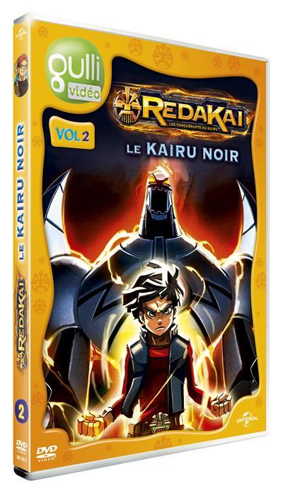 Volume 2 : Le kaïru noir