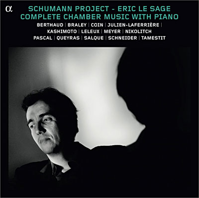Schumann project complete chamber music with piano - Coffret 7 CD