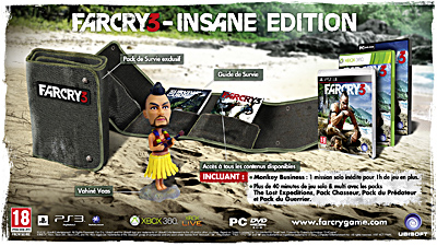 Far Cry 3 - Edition Collector - PlayStation 3