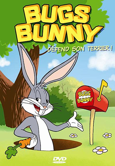 Bugs Bunny défend son terrier