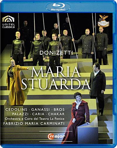 Maria Stuarda - Blu-Ray