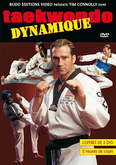 Taekwondo dynamique - Coffret 3 DVD