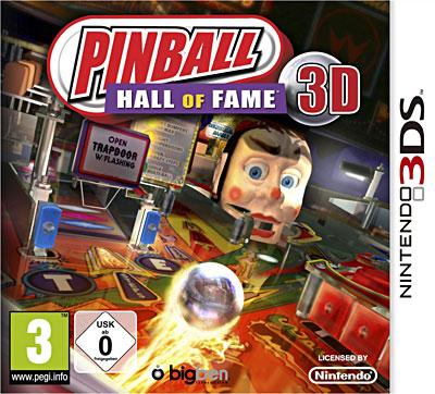Pinball Hall of Fame 3D - Nintendo 3DS