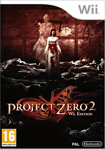 Project Zero 2 - Wii Edition - Nintendo Wii