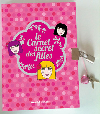 cahier secret