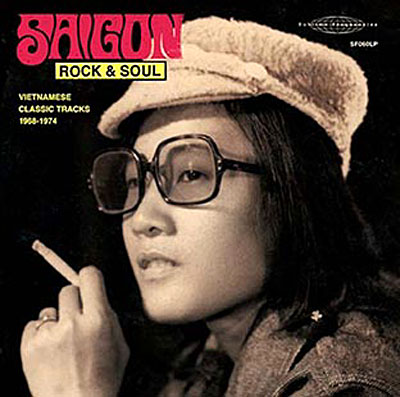 Saigon rock and soul Vietnamese classic track´s 68-74