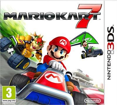 Mario Kart 3DS - Nintendo 3DS