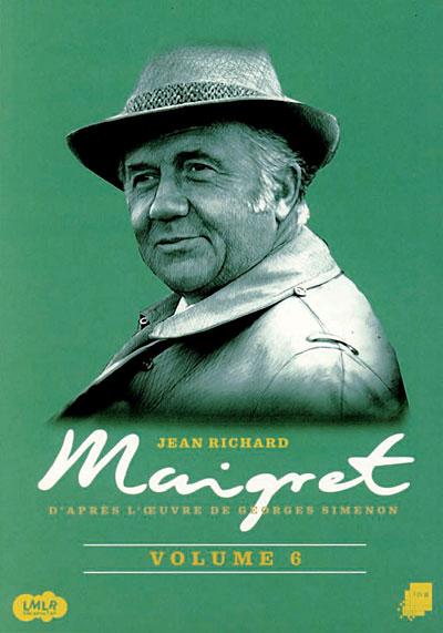 Le commissaire Maigret - Coffret - Volume 6