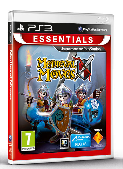Medieval Moves Gamme Essentials - PlayStation 3