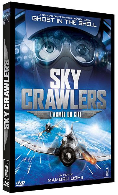 Sky Crawlers, l?Armée du ciel