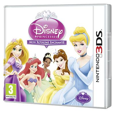 Disney Princesse - Mon Royaume Enchanté - Nintendo 3DS