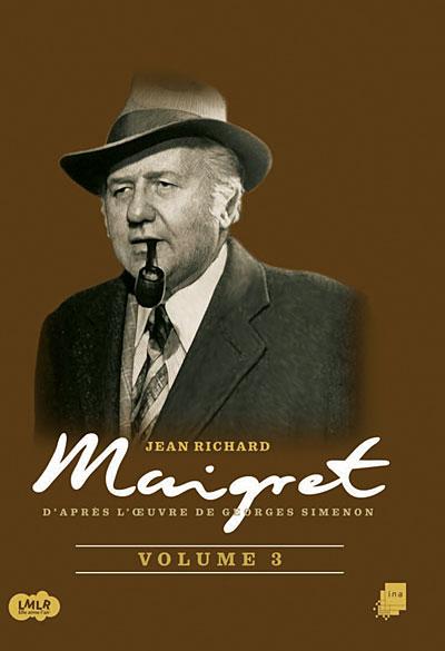 Le commissaire Maigret - Volume 3 - Coffret 2 DVD
