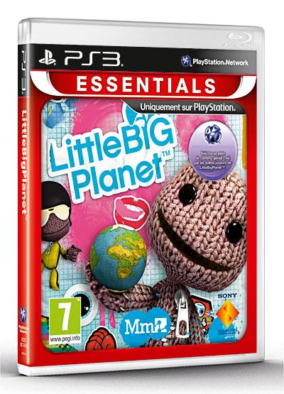 Little Big Planet Gamme Essentials - PlayStation 3