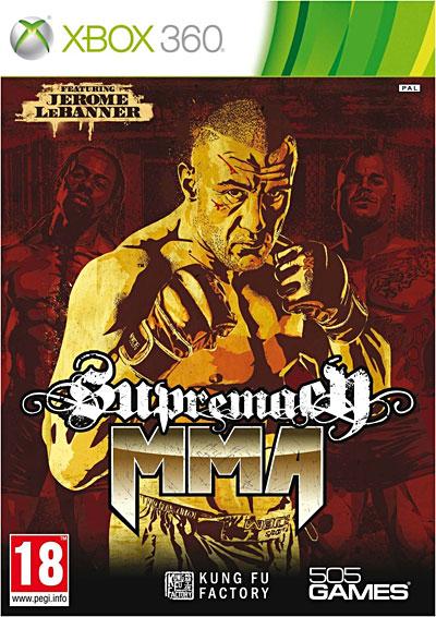Supremacy MMA - Xbox 360