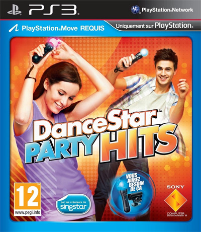 DanceStar Party Hits - PlayStation 3