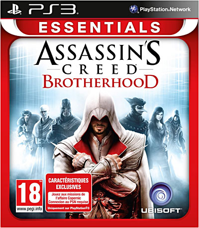 Assassin's Creed Brotherhood - Gamme Essentials - PlayStation 3