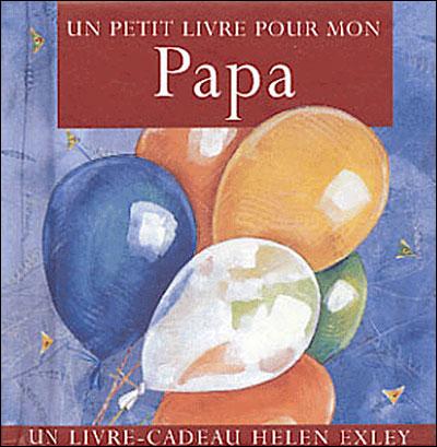 Un petit livre pour mon papa