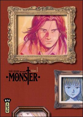 Monster de Naoki Urusawa 9782505009993