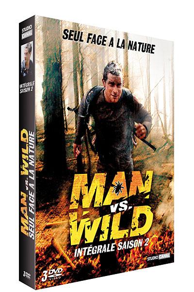 Man vs. Wild - Coffret intégral de la Saison 2