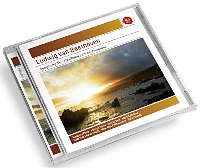 Symphonie 9 opus 125 - Choral & Choral fantasy conclusion