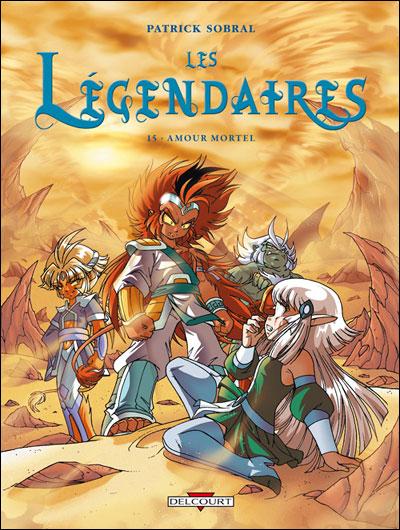 Les Legendaires tome 15 Corrig�