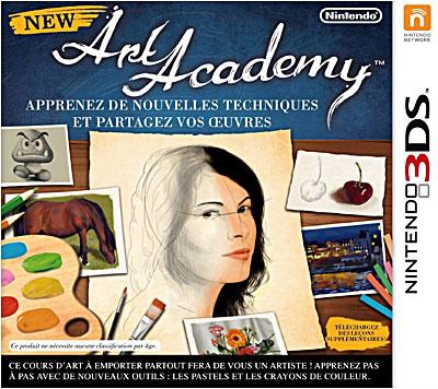 New Art Academy - Nintendo 3DS