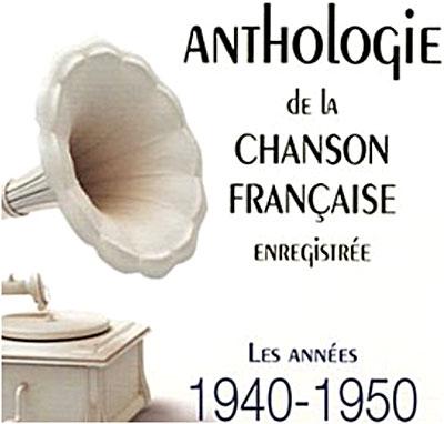 Anthologie de la chanson française enregistrée