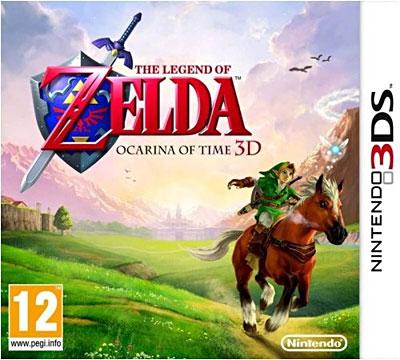 The Legend of Zelda - Ocarina of Time 3D - Nintendo 3DS