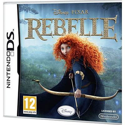 Rebelle - Le jeu vidéo - Nintendo DS