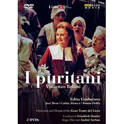 Puritains - Gran teatre del liceu Barcelone 2001