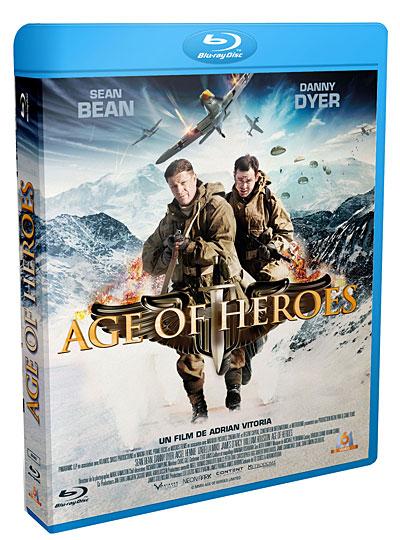 Age of Heroes - Blu-Ray