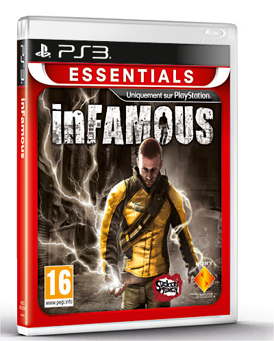 inFamous Gamme Essentials - PlayStation 3