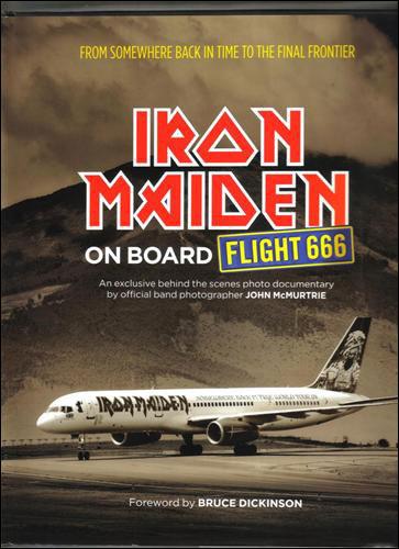 Vos derniers achats - Page 4 Iron-Maiden-on-board-flight-666