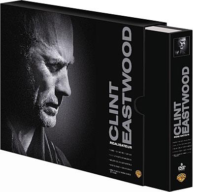 Coffret Clint Eastwood - Réalisateur