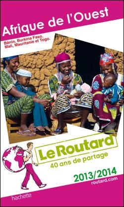 Image accompagnant le produit Le Routard Afrique de l'Ouest