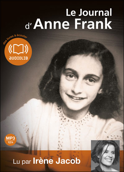 [EBOOKS AUDIO] ANNE FRANK Journal [mp3 192 kbps]