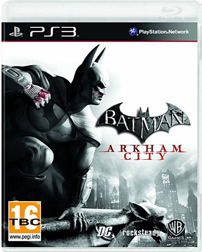 Batman Arkham City - PlayStation 3