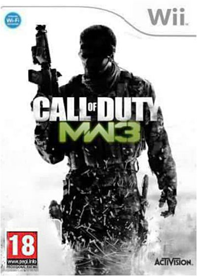 Call of Duty Modern Warfare 3 - Nintendo Wii