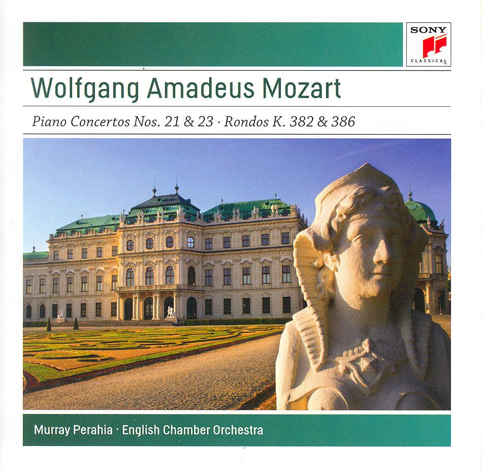 Concertos 21 en Do majeur K467 & 23 en La majeur K 488 pour Piano