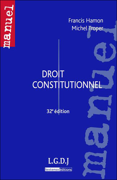 Dissertation En Droit Constitutionnel Exemple